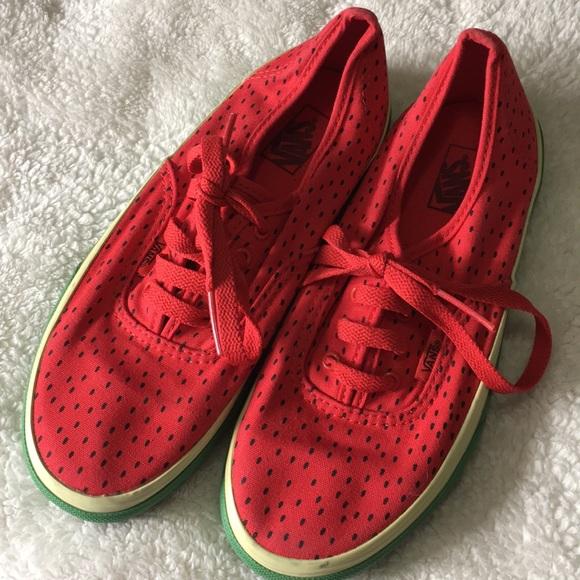 Vans Shoes | Vans Kids Watermelon Shoes